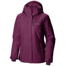Women's Extended Alpine Action Oh Jacket by Columbia in Okemos Mi