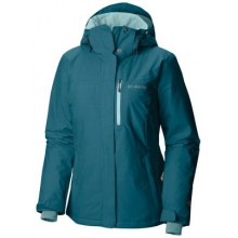 Women's Extended Alpine Action Oh Jacket by Columbia in Coeur Dalene Id