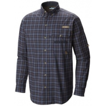 Men's Super Sharptail Long Sleeve Shirt by Columbia