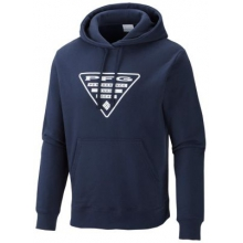 Men's Pfg Triangle Hoodie by Columbia