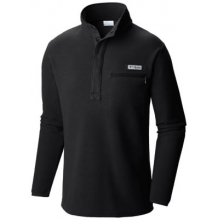 Men's Extended Men'S Harborside Fleece Pullover by Columbia