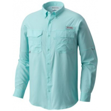 Men's Blood and Guts III LS Woven Shirt by Columbia in Loveland CO