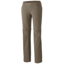 Women's Saturday Trail II Convertible Pant by Columbia in Red Deer Ab