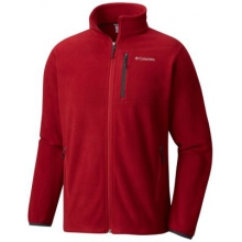 Men's Cascades Explorer Full Zip Fleece by Columbia