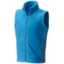 Youth Boy's Steens Mt Fleece Vest