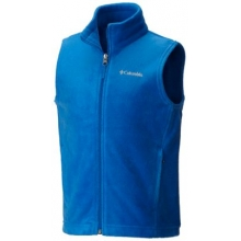 Youth Boys Steen's Mt Fleece Vest by Columbia in Tuscaloosa Al