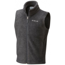 Youth Boys Steen's Mt Fleece Vest by Columbia in Leeds Al