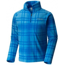 Boy's Toddler Glacial II Print Half Zip by Columbia in Mobile Al
