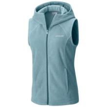 Women's Benton Springs Hooded Vest by Columbia
