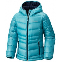 Youth Girl's Gold 550 Turbodown Hooded Down Jacket
