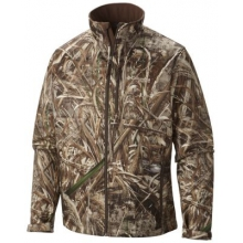 Men's Phg Ascender Camo Softshell Jacket by Columbia