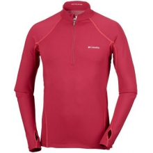 Men's Midweight Stretch Long Sleeve Half Zip by Columbia in Nanaimo BC