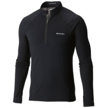 Men's Midweight Stretch Long Sleeve Half Zip by Columbia in West Palm Beach Fl