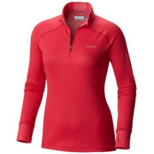 Women's Heavyweight II Long Sleeve Half Zip by Columbia