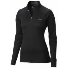 Women's Heavyweight II Long Sleeve Half Zip by Columbia in Cold Lake Ab