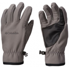Men's Ascender Softshell Glove by Columbia
