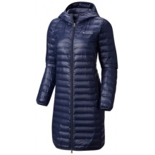 Women's Flash Forward Long Down Jacket by Columbia