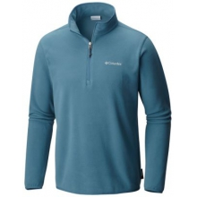 Men's Tall Ridge Repeat Half Zip Fleece by Columbia in Manhattan Beach Ca