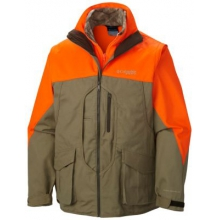 Men's Ptarmigan Interchange Parka by Columbia