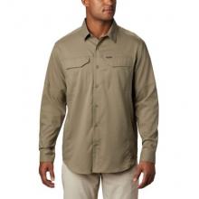 Men's Silver Ridge Lite Long Sleeve Shirt by Columbia
