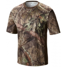 Men's Stealth Shot III Zero Short Sleeve by Columbia