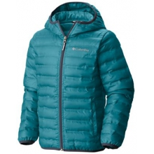 Youth Unisex Flash Forward Hooded Down Jacket by Columbia