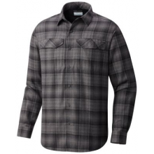 Men's Silver Ridge Flannel Long Sleeve Shirt by Columbia