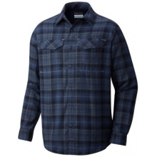 Men's Silver Ridge Flannel Long Sleeve Shirt by Columbia in Ponderay Id