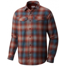 Men's Silver Ridge Flannel Long Sleeve Shirt by Columbia in Chilliwack Bc
