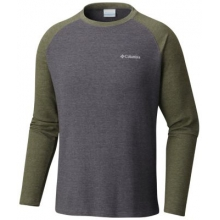 Men's Extended Ketring Raglan Long Sleeve Shirt by Columbia