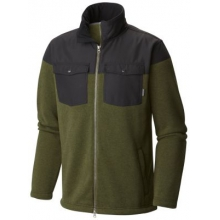 Men's Terpin Point II Overlay Fleece by Columbia