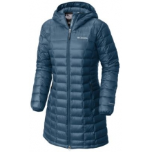 Women's Extended Voodoo Falls 590 Turbodown Mid Jacket by Columbia