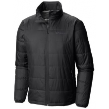 Men's Extended Saddle Chutes Jacket by Columbia