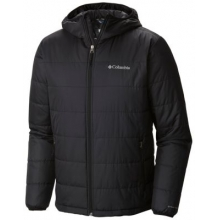 Men's Saddle Chutes Hooded Jacket by Columbia in Courtenay Bc