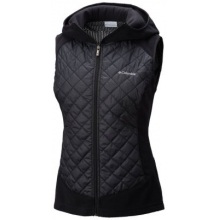 Women's Warmer Days Hooded Vest by Columbia
