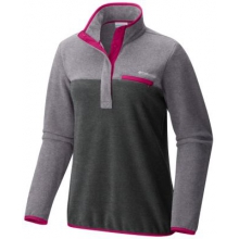 Women's Extended Mountain Side Pull Over by Columbia