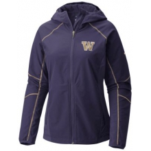 Women's Collegiate Sweet As Softshell Hoodie by Columbia in Mobile Al