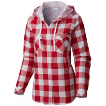 Women's Collegiate Times Two Hooded L/S Shirt