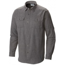 Men's Pilsner Lodge Long Sleeve Shirt by Columbia