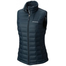 Women's Voodoo Falls 590 TurboDown Vest by Columbia in Terrace Bc