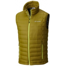 Men's Extended Voodoo Falls 590 Turbodown Vest by Columbia