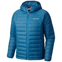 Men's Extended Voodoo Falls 590 Turbodown Hooded Jkt by Columbia