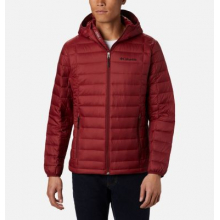 Men's Extended Voodoo Falls 590 TurboDown Hooded Jkt by Columbia in San Ramon CA