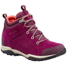 Women's Fire Venture Mid Suede Waterproof