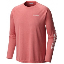 Terminal Tackle Heather LS Shirt by Columbia in Montgomery Al