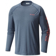 Men's Terminal Tackle Heather LS Shirt by Columbia in Huntsville Al