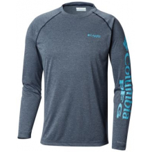 Terminal Tackle Heather LS Shirt by Columbia in Homewood Al