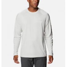 Men's Terminal Tackle Heather LS Shirt by Columbia in Loveland CO