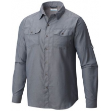 Men's Pilsner Peak II Long Sleeve Shirt by Columbia