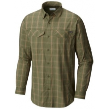 Men's Silver Ridge Lite Plaid Long Sleeve by Columbia in Prescott Az